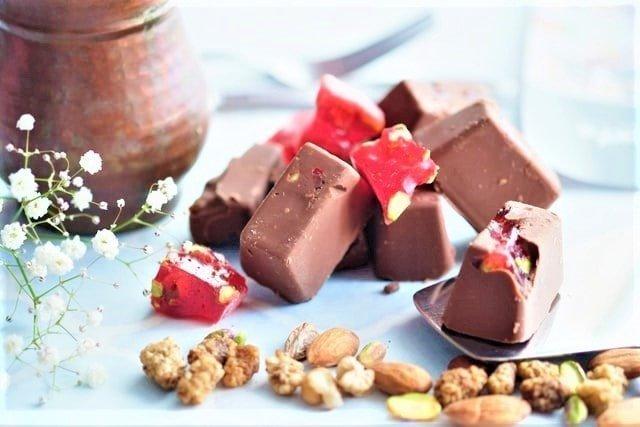Gourmet chocolate in The Dubai Mall